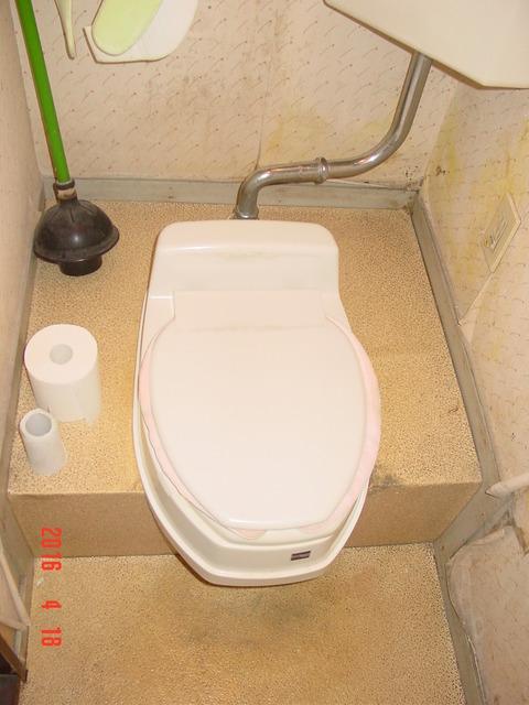 ①トイレ和式から洋式 01
