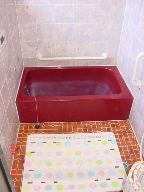 浅い浴槽へ交換01