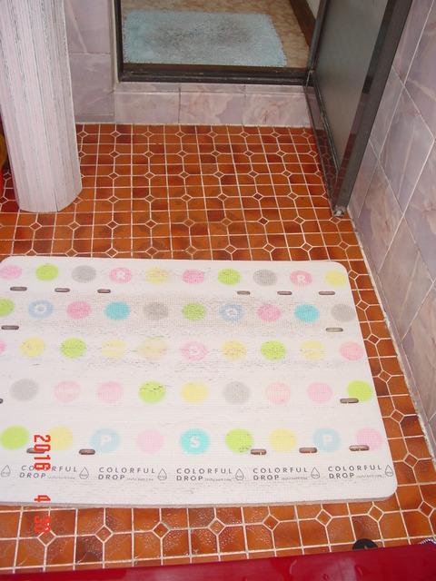 洗い場床段差解消02