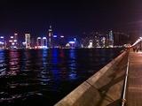 2010クリスマス香港島夜景