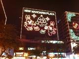 クリスマスイルミネーションTST HK