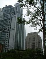 香港HSBCお助け支店 HSBC香港本店