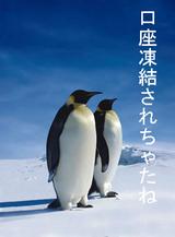 HSBC HK 口座凍結