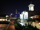 お助け支店 香港クリスマス2010 スターフェリー乗り場