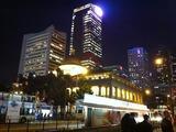お助け支店 香港クリスマス2010 HSBC前