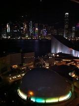 スペースミュージアムと香港島