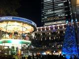 お助け支店 香港クリスマス2010 ヘリテイジ、北京道1号
