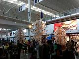 香港国際空港クリスツリー