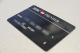HSBC-PREMIER ATMカード