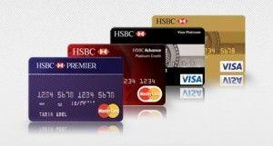 hsbcクレジットカード