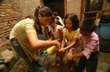 ヒマラヤコカナ手洗い