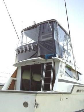 ボートオーニング新33