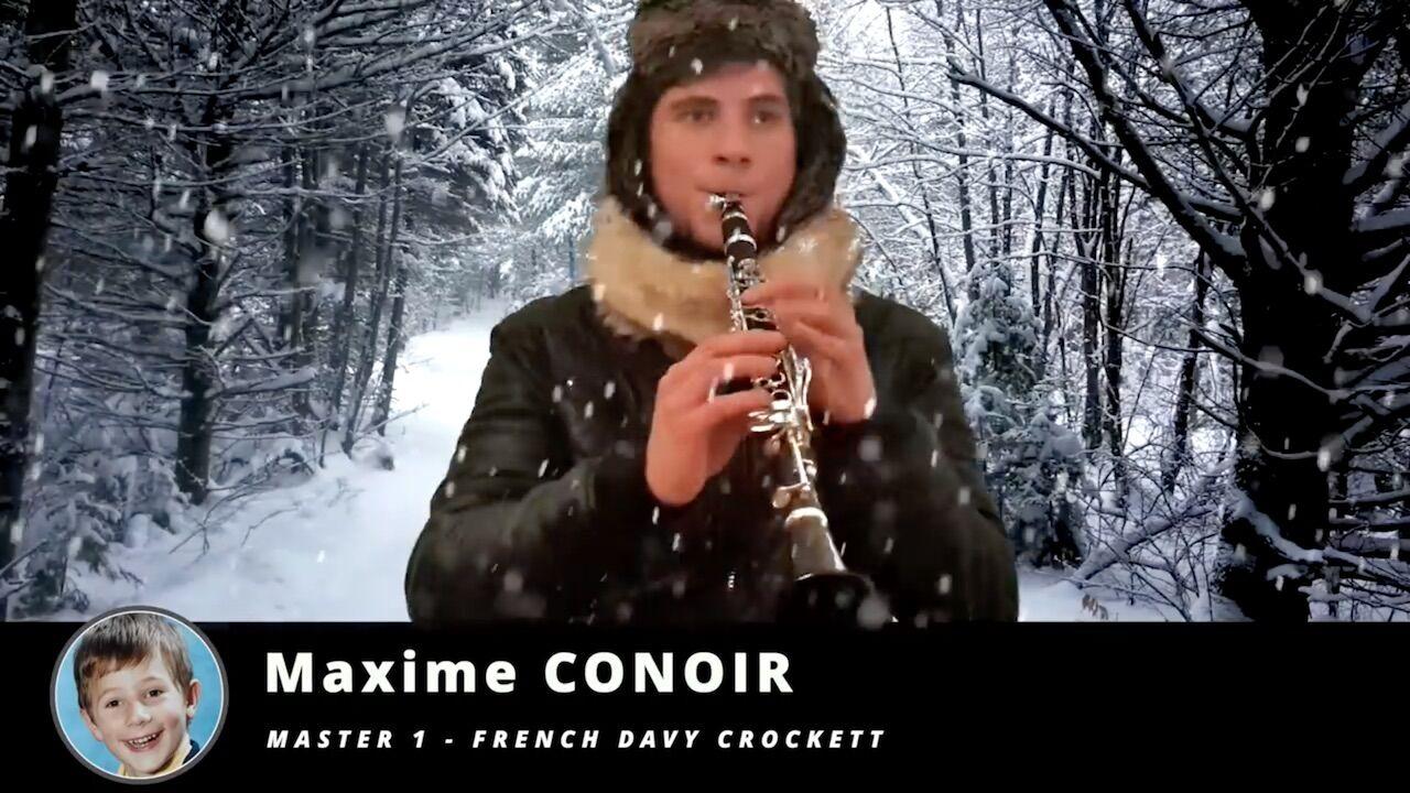 Maxime CONOIR