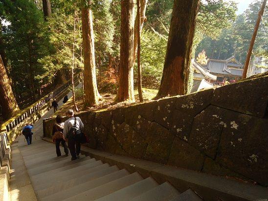 奥の院階段