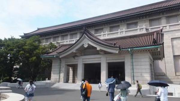 上野国立博物館