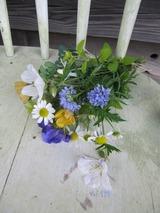 花アレンジ 017