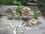 陶器作品 074
