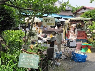 2012 5月の庭で蚤の市 051