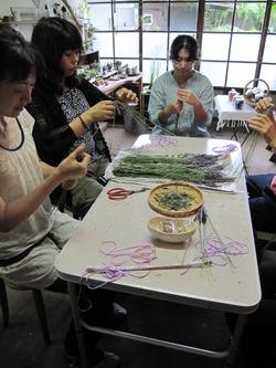 花とハーブの教室 064