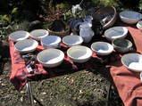 宅間さん陶器