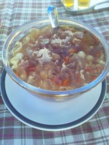 デザートスープ
