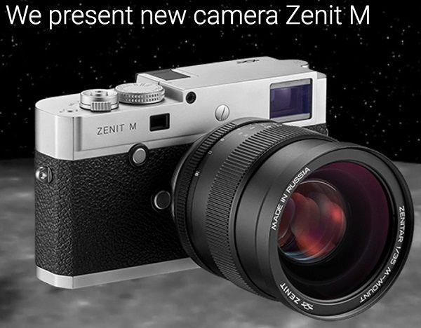 Zenit-M-camera