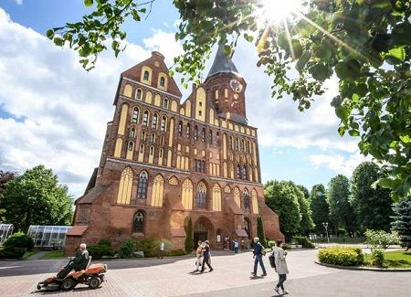 kaliningrad-cathedral