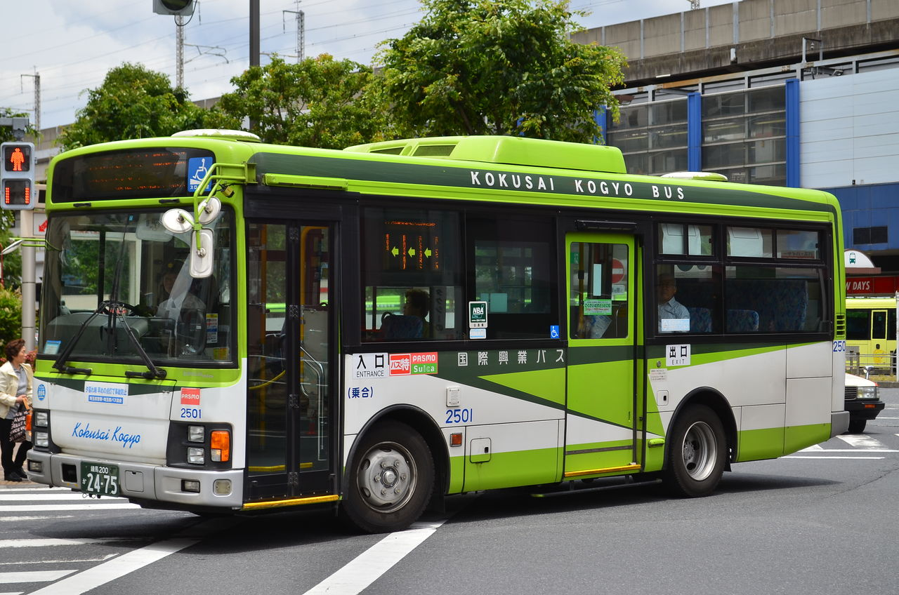 KL-MP35JM  国際興業バスのエルガミオF尺コメント