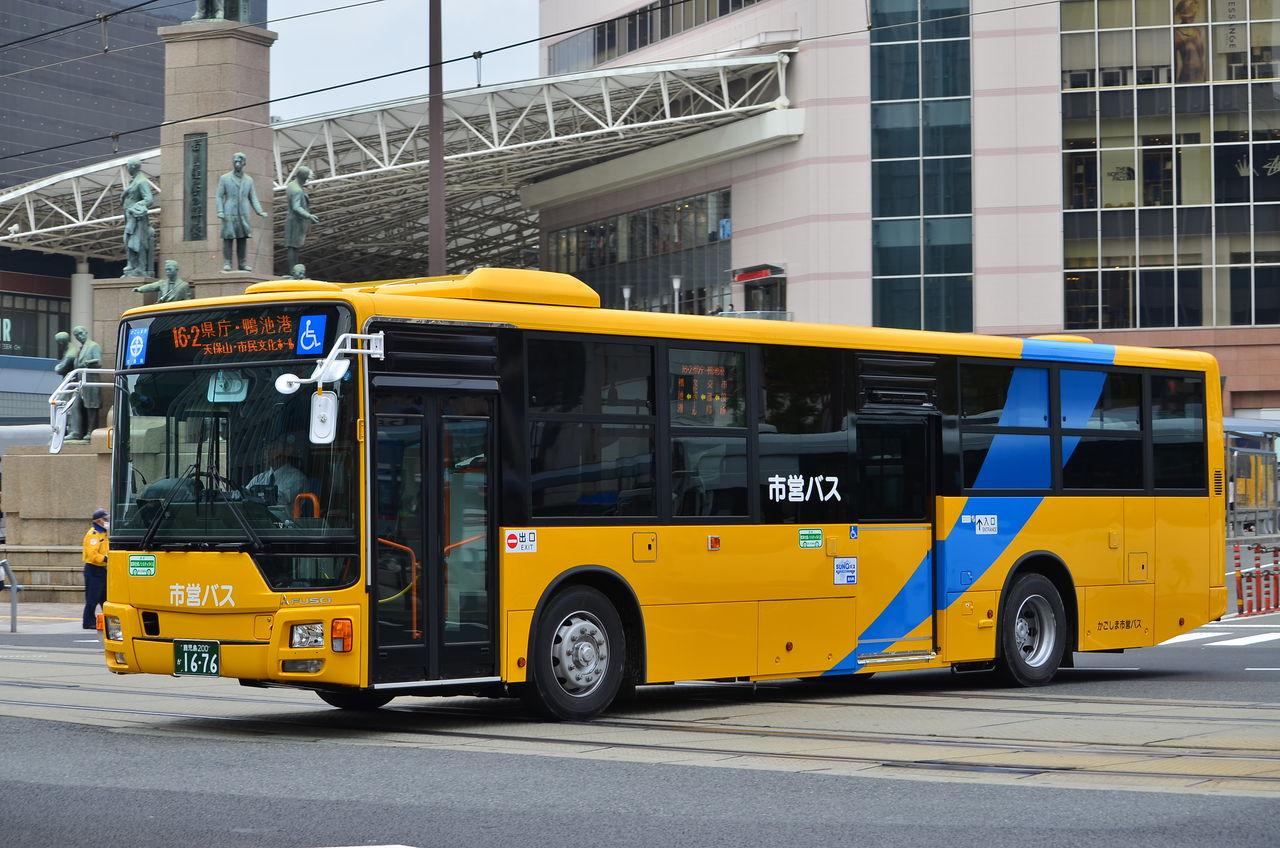 バス 鹿児島 市営 市営バスの乗り方を教えてください。 鹿児島市