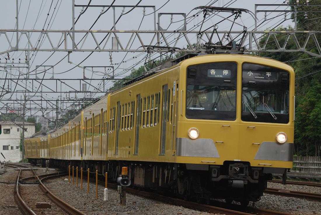 関東地方の鉄道路線