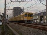 2000何か急行西武新宿