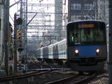 西武20155F急行西武新宿