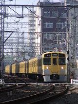 西武2000系4+6急行西武新宿