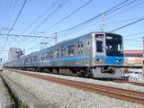 6106F急行西武新宿