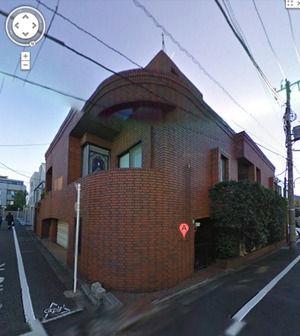 デヴィ夫人の家の場所は高級住宅街、渋谷区神山町って本当?