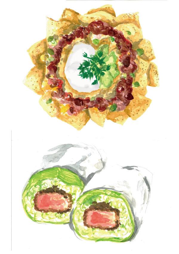 料理イラスト1