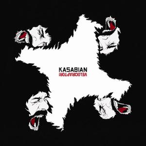 Kasabian_Velociraptor!STDcover
