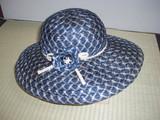 麻の帽子 ブレード