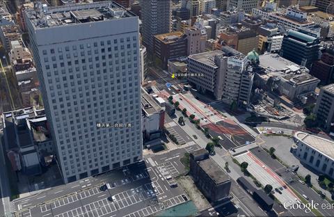 旧安田銀行横浜支店