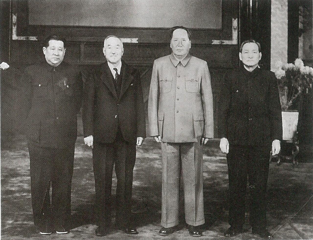 何か中国の若い人、毛沢東サンが日本好きだったの知らんから紹介するわ~ : 歴史オタクの郷土史グルメ旅 久良岐のよし