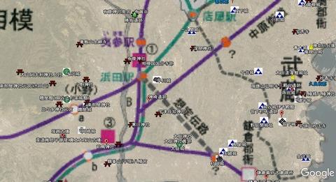 古代一之宮有鹿神社~鎌倉郡衙の脇往還 久良岐のよし