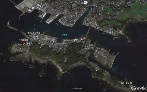 城ヶ島周辺