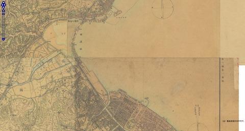 明治時代の横浜港 久良岐のよし