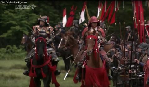 The Battle of Sekigahara 松平忠輝 井伊直政