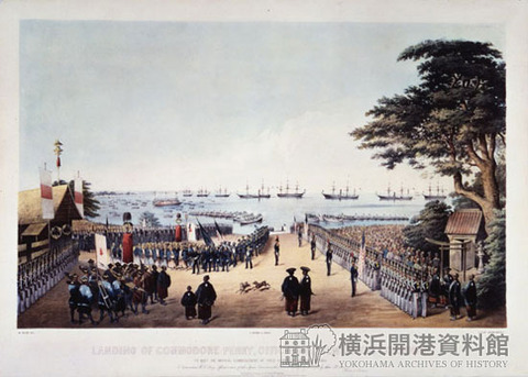 横浜港幕末