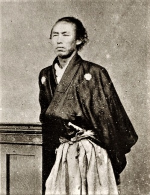 坂本龍馬先生