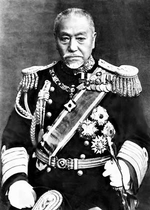 東郷平八郎元帥