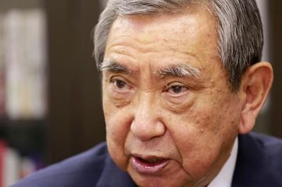 河野洋平「南北朝鮮が一つになろうとしている努力を日本は妨害するな!北朝鮮の殖民支配について謝罪しなければならない!」