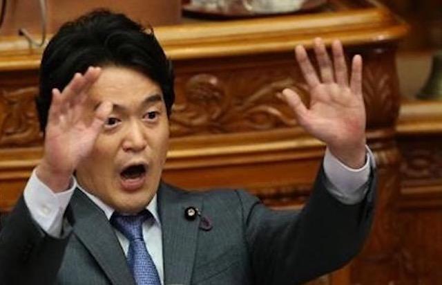 立憲・小西洋之「菅長官、アベレジームの継承者としては最強の総理だろう…その悪魔的な統治能力は群を抜いている!」
