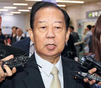 自民党の大物議員、派閥議員300人を引き連れ夏季研修会を韓国ソウルで行う